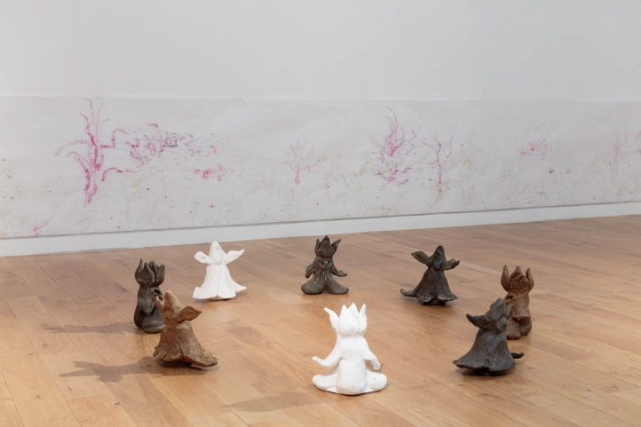 Rite. 2015-16. 16 figures, dimensions variable. £6000